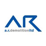 AR Demolition logo