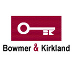 Bowmer and Kirkland logo